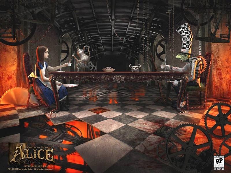 Alice nel Paese delle Meraviglie Wall4_10