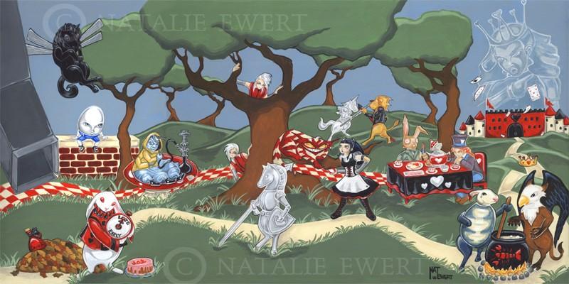 Alice nel Paese delle Meraviglie Wonder10