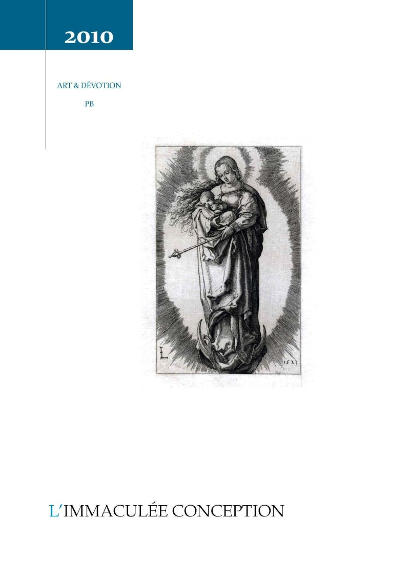 Monotemático medallas Inmaculada Concepción 8 de diciembre Madail10