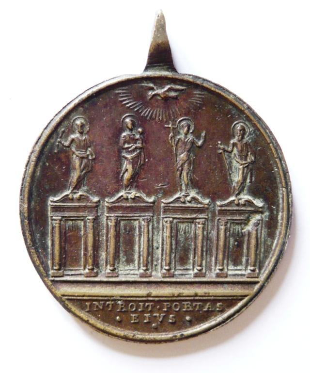 Jesus y Maria / cuatro basilicas romanas  (R.M. SXVIII-C11) Salv_m11