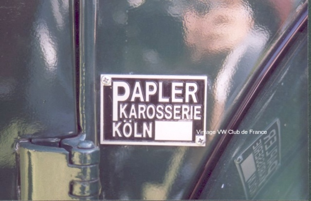 Papler Polizei Badc1410
