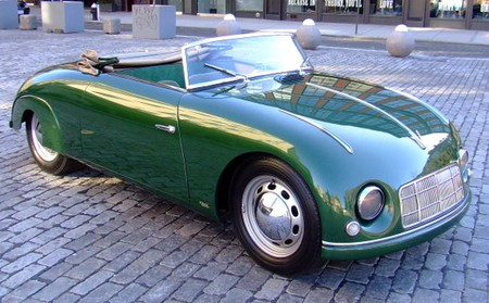 Waibel Prototype 1948 Porsch10