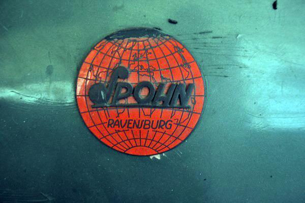 Spohn Plastik Vlk-sp10