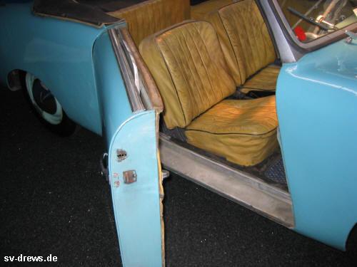 Drews cabriolet Vww710