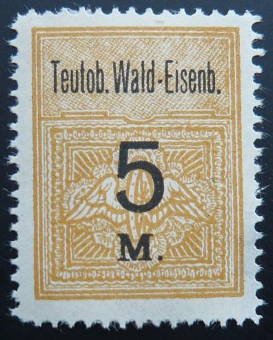 """""""Bahnmarke"""" Waldei10"""