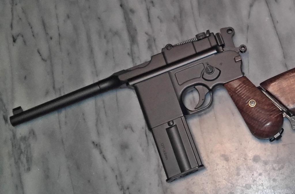 Repeindre HK45 C96_av10