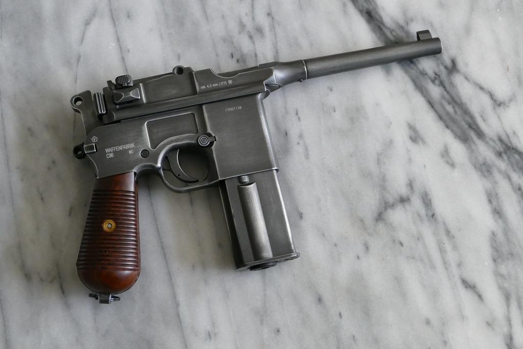 Repeindre HK45 C96fin14