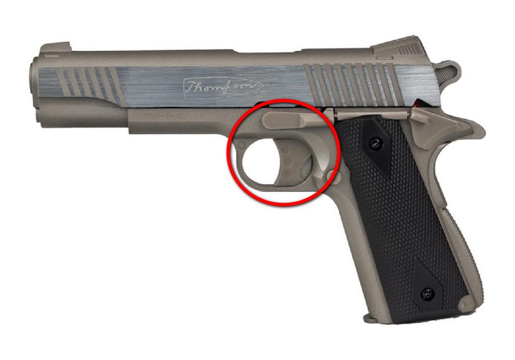 auto ordnance 1911 0.177 pellet CO2 Pistol10