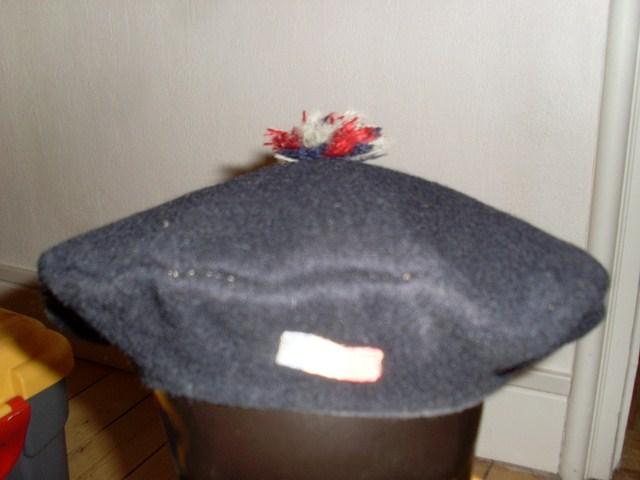 Le béret ou tarte...très patriotique Sl372235