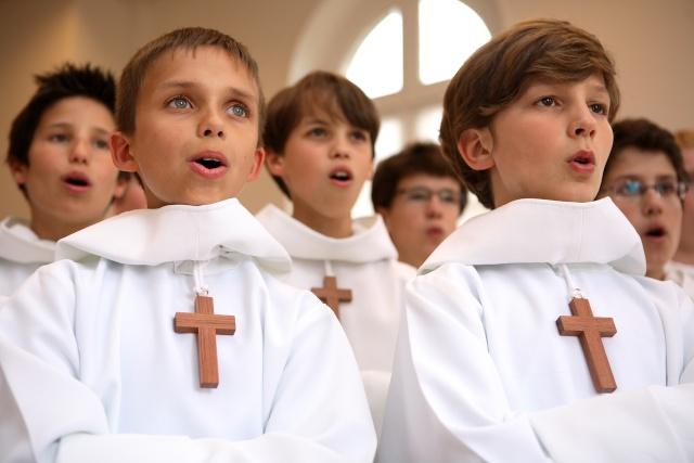 Les petits chanteurs à la Croix de bois Petits11
