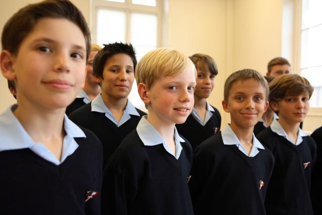 Les petits chanteurs à la Croix de bois Petits12