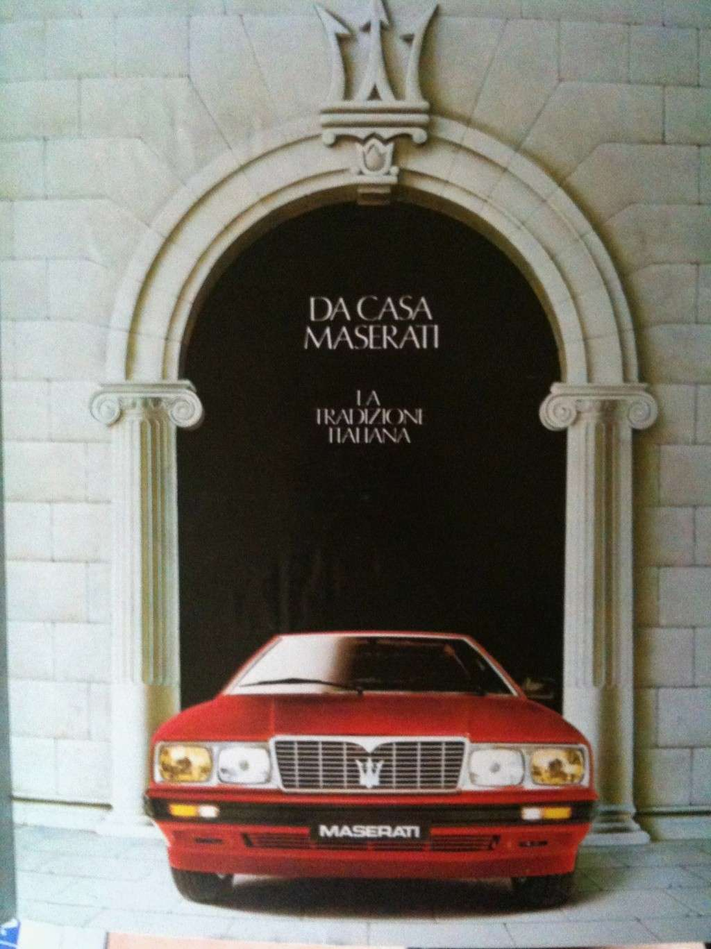 Vecchie pubblicità Maserati Foto_211