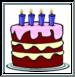 Aniversários