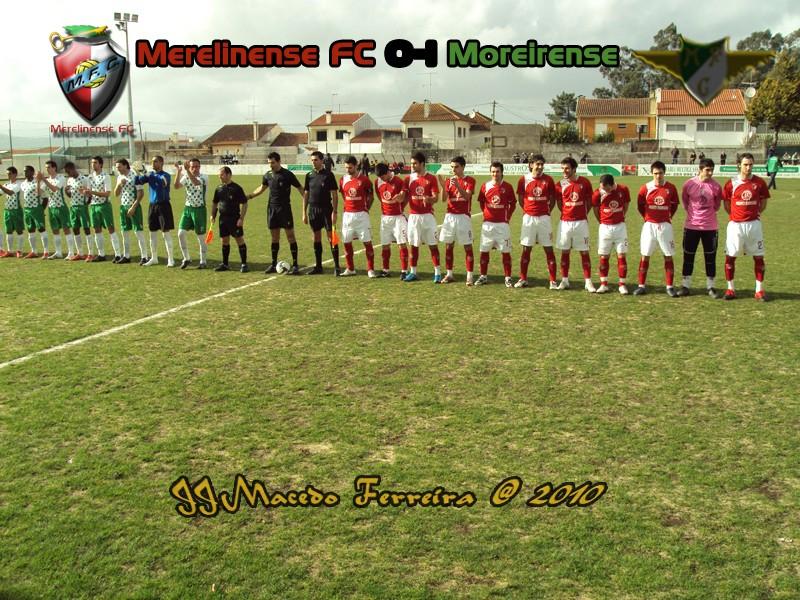 Merelinense 0-1 Moreirense Formaa10