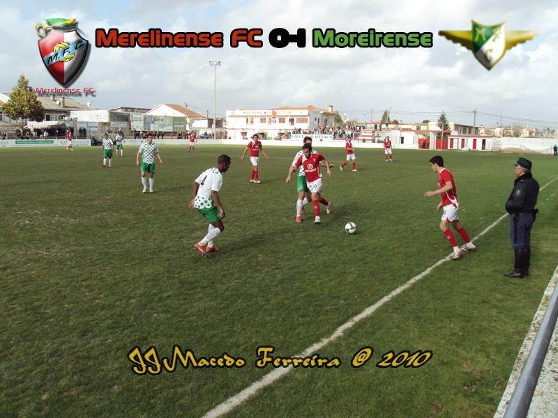 Merelinense 0-1 Moreirense Luis_f10