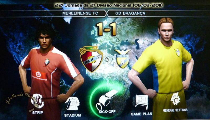 Merelinense 1-1 Bragança (22ª jornada) Mfc_br10