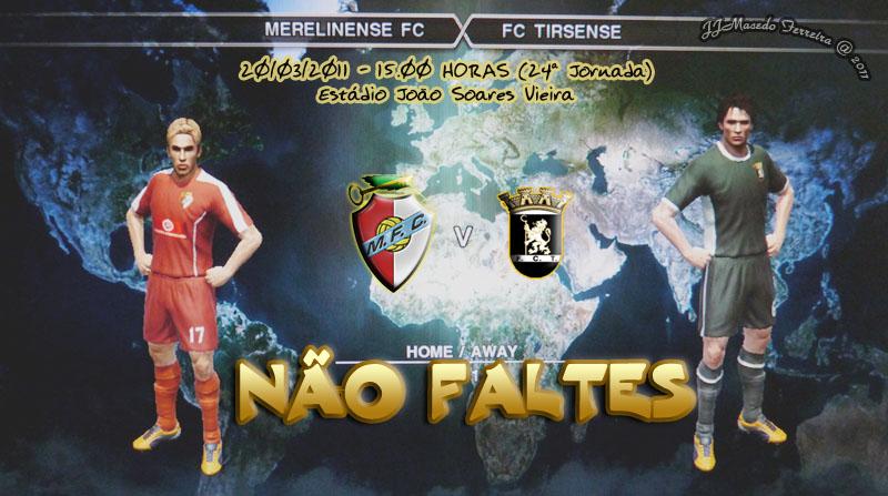 Merelinense 1-1 Tirsense (24ª jornada)  Mfc_fc11