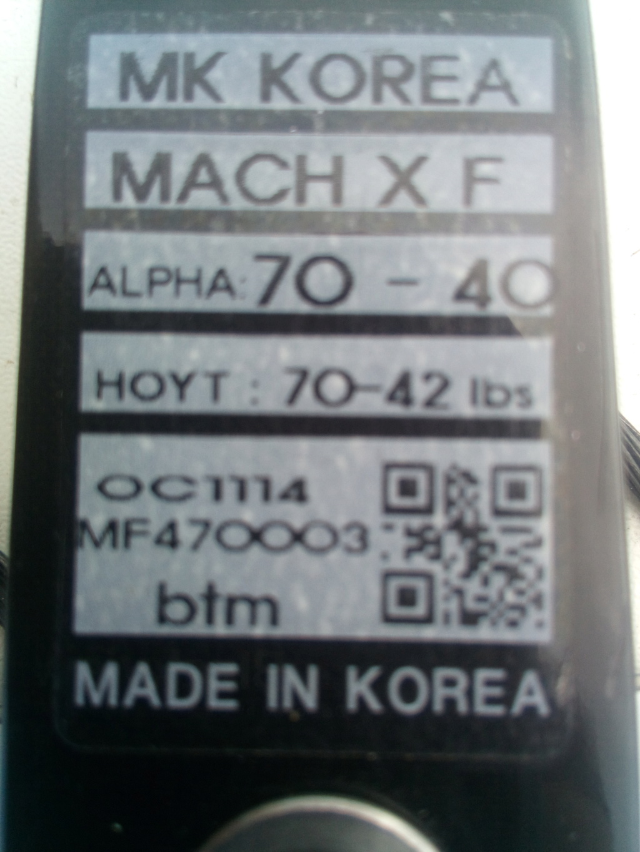 MK KOREA MACH XF garie pleci Img_2011