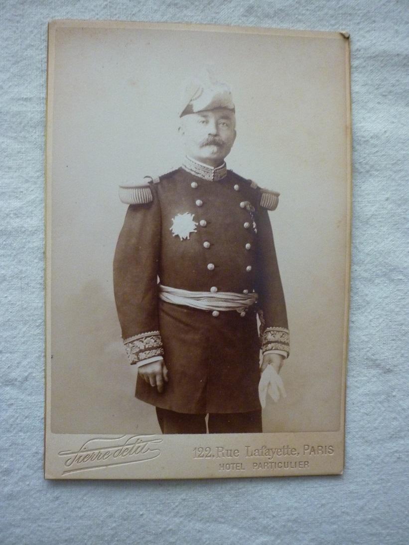 photo 1900 d'un général P1880110