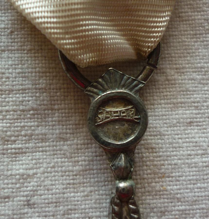 médaille Sahara P2200910