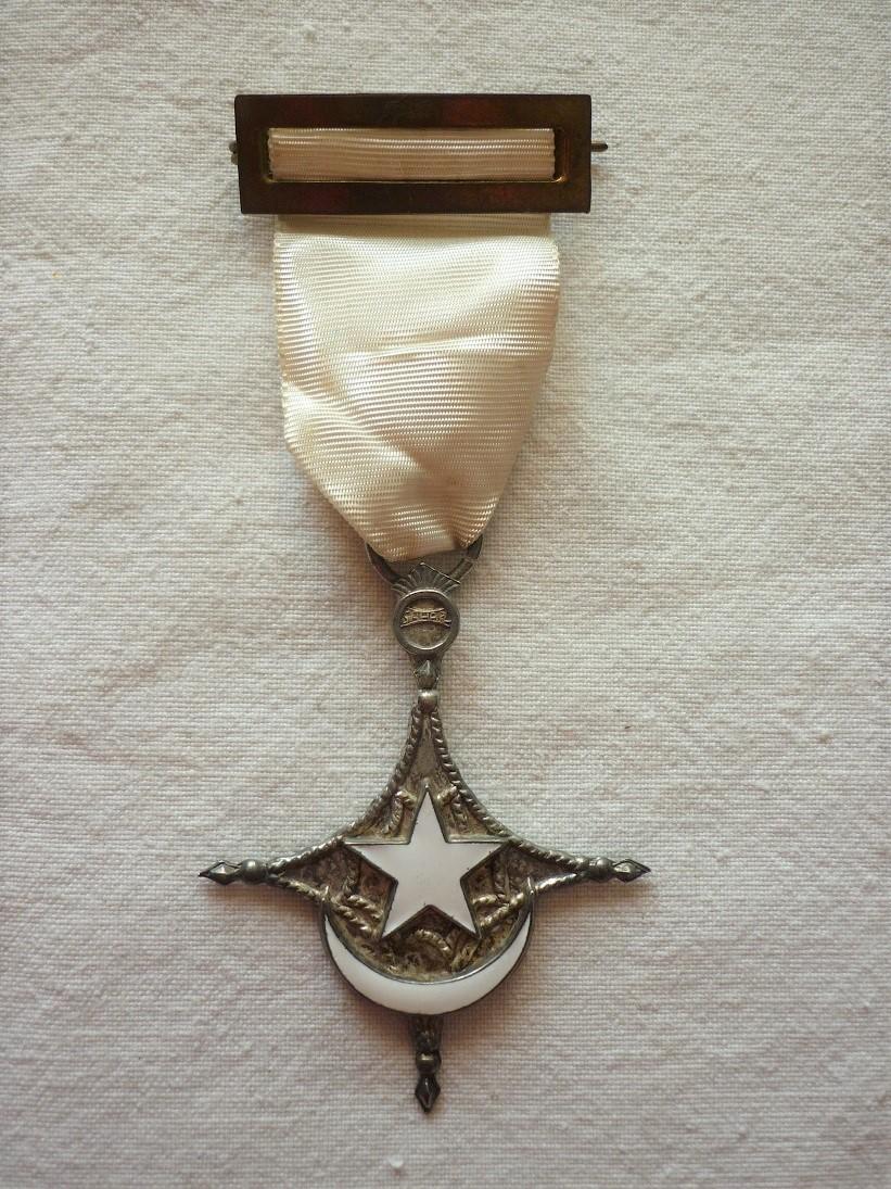 médaille Sahara P2200911