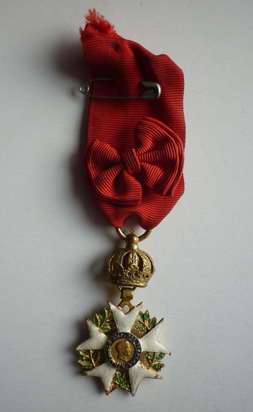 légion d'honneur Empire réduction P2270311