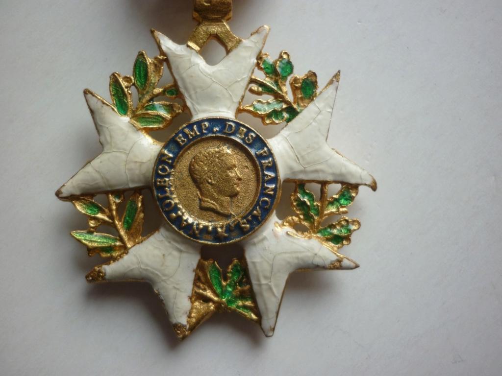 légion d'honneur Empire réduction P2270312
