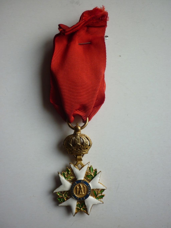 légion d'honneur Empire réduction P2270314