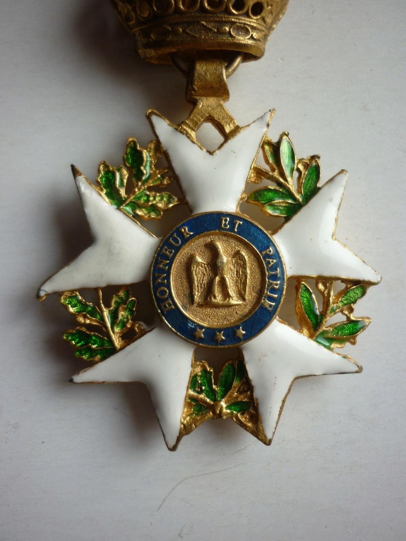 légion d'honneur Empire réduction P2270315