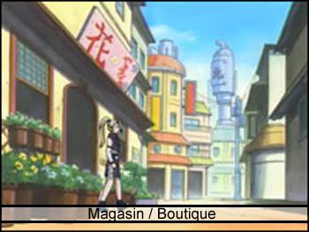 Magasins / Boutiques