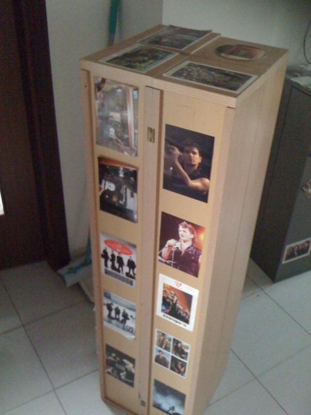 Esposizione collezione uduica Cd_110