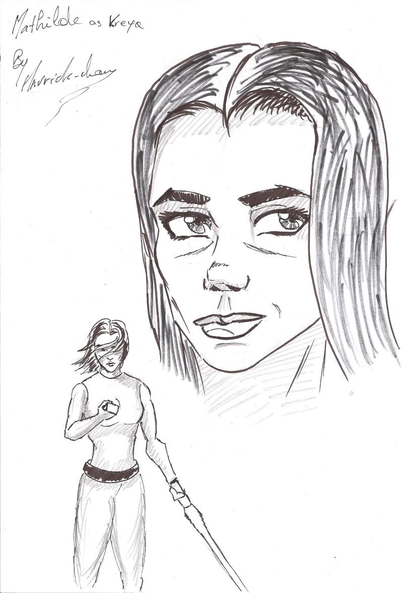 Dessin - Page 3 Kreya13