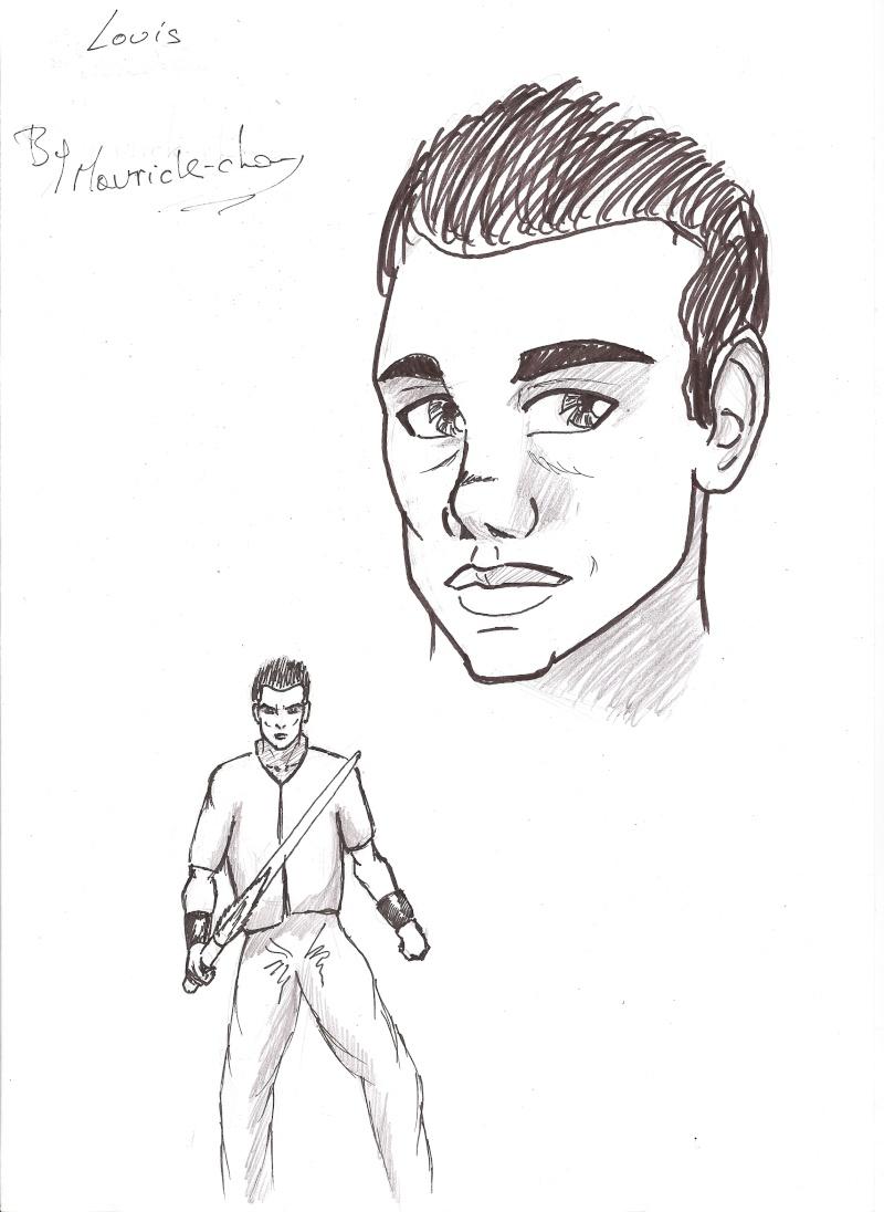 Dessin - Page 3 Louis10