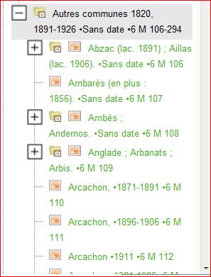 GAEL - Les recensements ont été numérisés Captur21