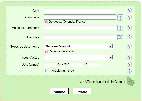 (GAEL) Etat Civil de Bordeaux 1793-1814 en ligne Captur22