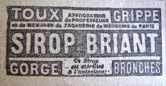 Publicité contre la toux Sirop_10
