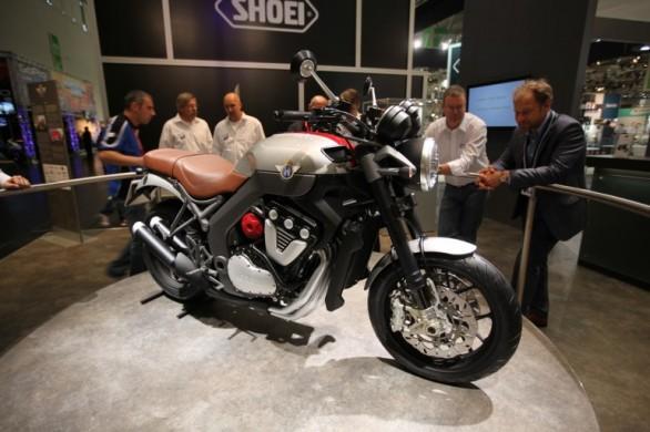 HOREX 6 Cylindres 1218cc Horex110