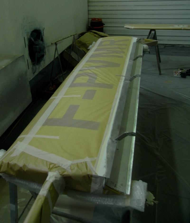 Dépose des ailes et traitement de la corrosion Captur20
