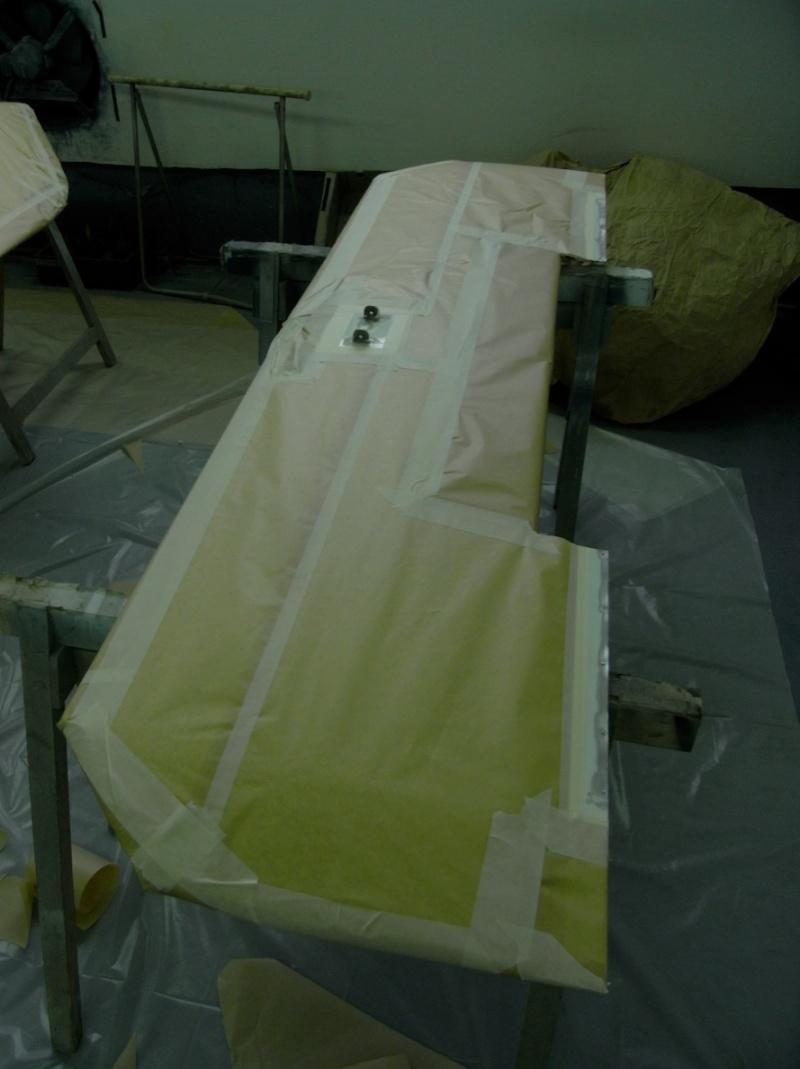 Dépose des ailes et traitement de la corrosion Captur21
