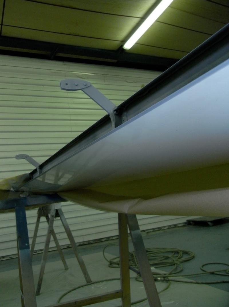 Dépose des ailes et traitement de la corrosion Captur25