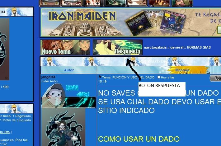 FUNCION Y USO DEL DADO A110