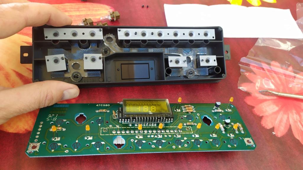 démontage console clim Img_2041