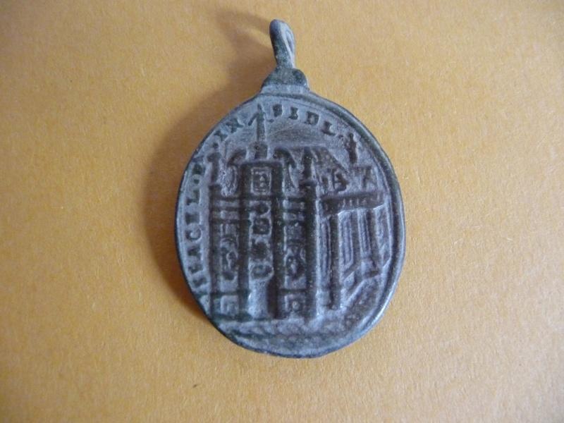 Médaille N-Dame d'Einsiedeln - Suisse (1) - XVIIème Med_re20