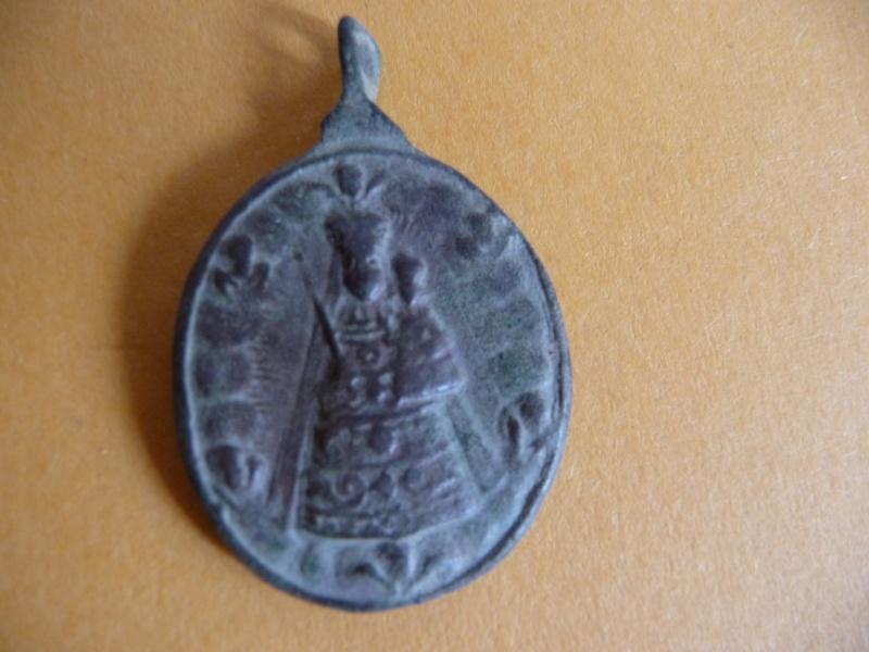 Médaille N-Dame d'Einsiedeln - Suisse (1) - XVIIème Med_re21