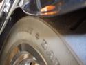 Alignement roue Arriere / garde boue P1020814