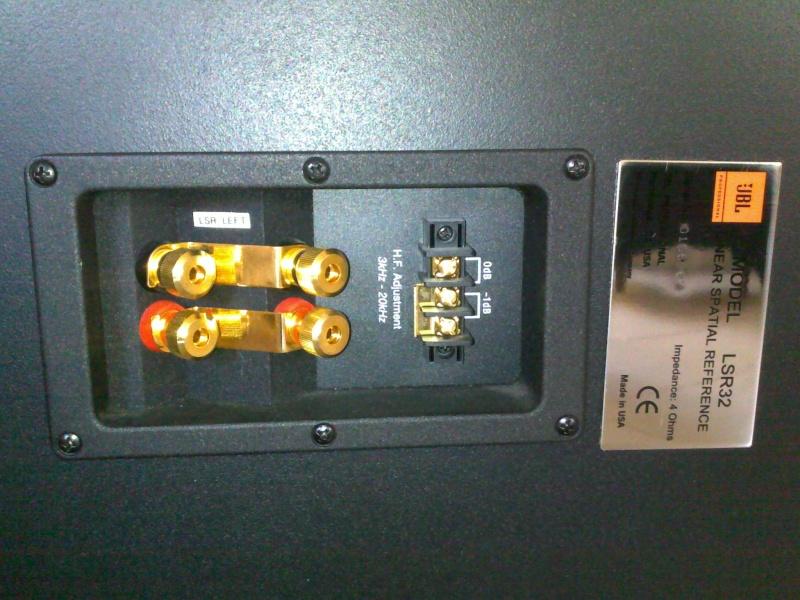 Serie LSR 32 STUDIO 11022014