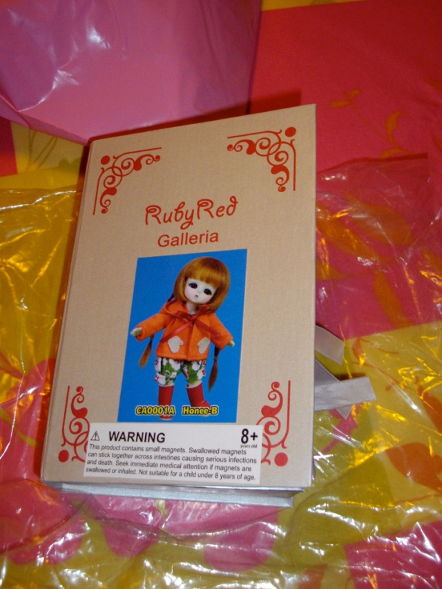 Honee-B de Ruby Red Imgp1424