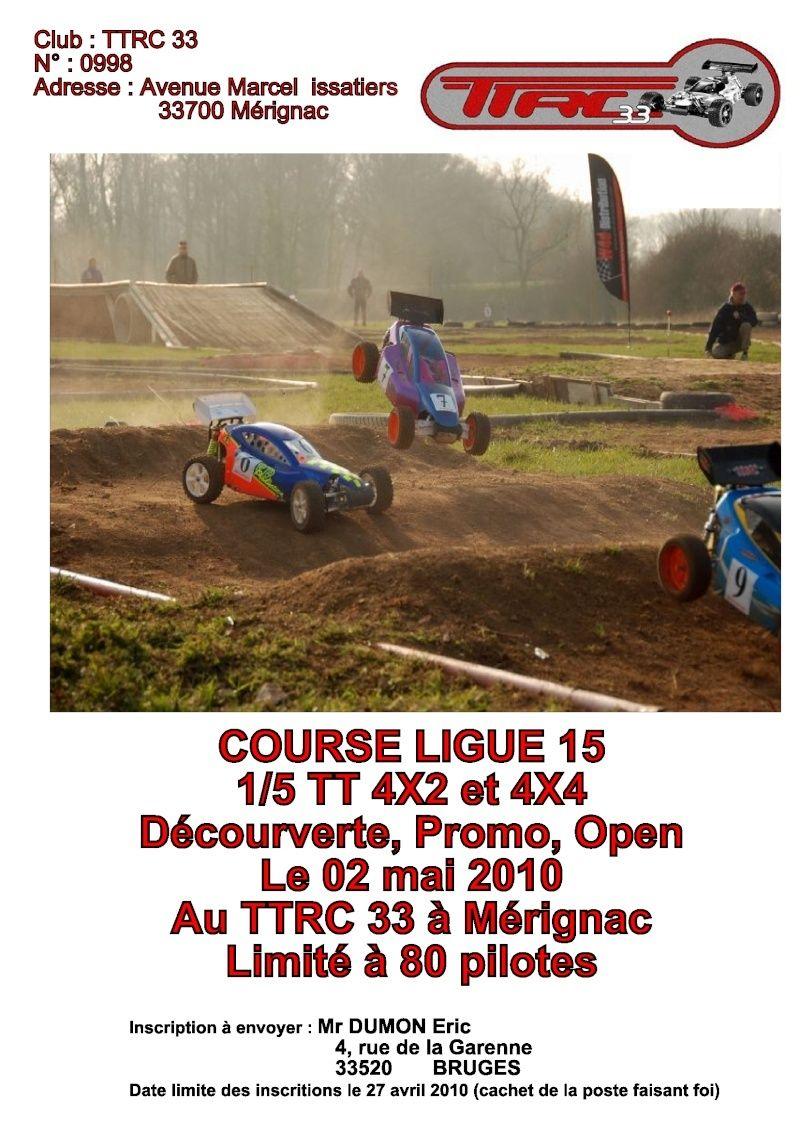 Course 1/5 4x2 et 4x4 Course10
