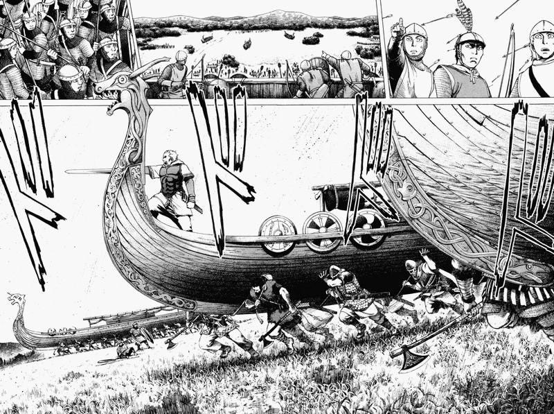 Vinland Saga Vinlan11