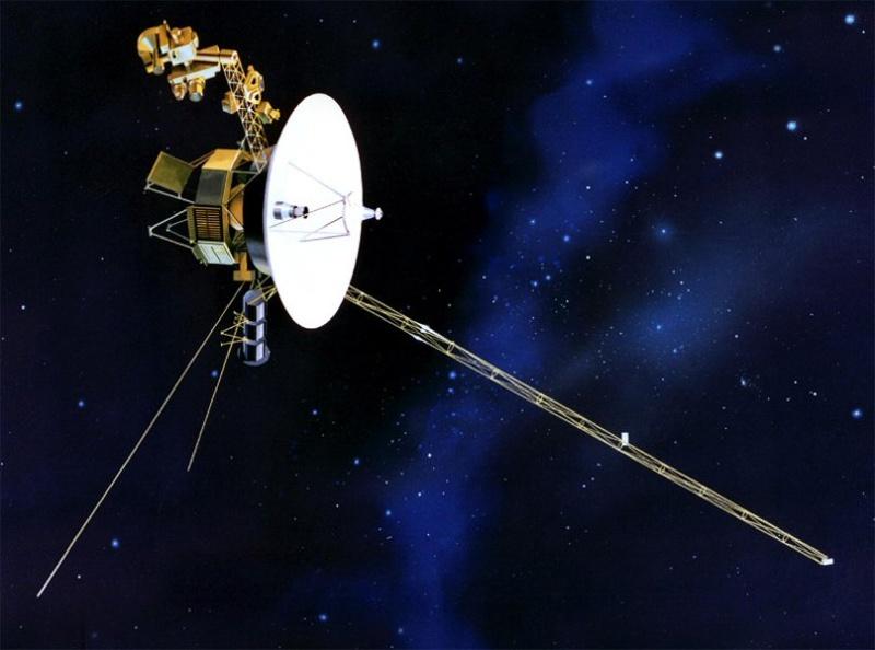 La sonde Voyager 1 Voyage10